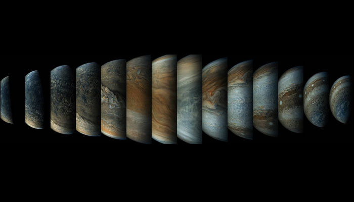 'A whole new Jupiter' revealed by NASA's Juno probe