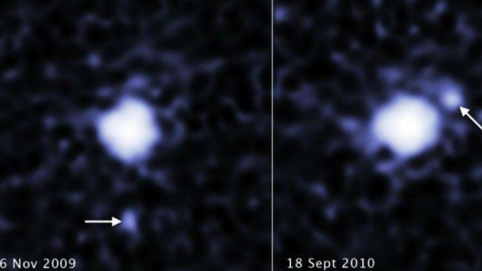 2007 OR 10 moon