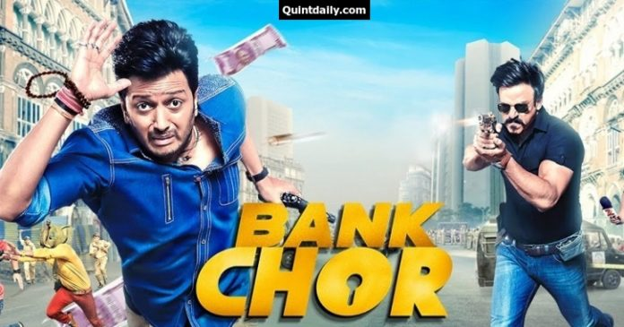 Bank Chor Movie Rating