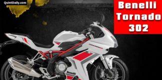 Benelli Tornado 302 Bike Features
