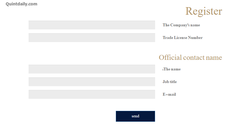 CSR Registration Online