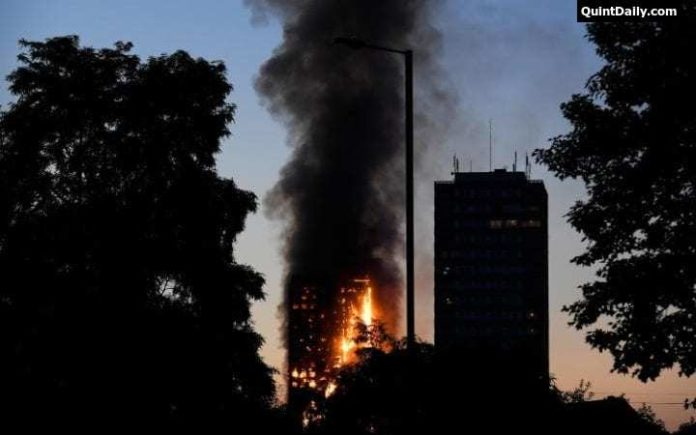 Grenfell Tower Fire Incident