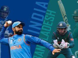 ICC Champions Trophy 2017 IND v BAN Semi Final