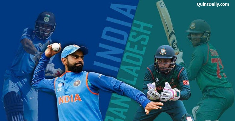 Champions Trophy : India to Face Pakistan In Finals