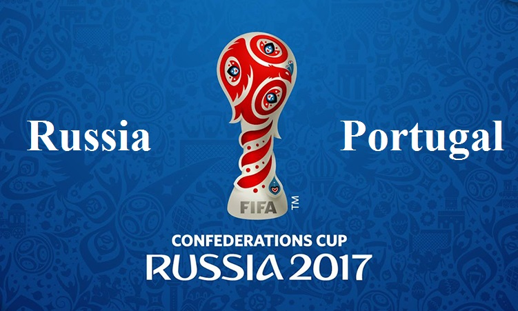 Portugal claims 1st win at Confederation Cup