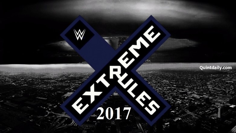 WWE Extreme Rules 2017: Match Order Predictions