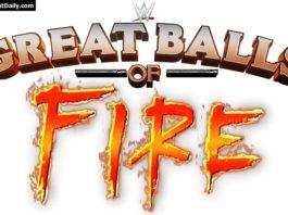WWE Great Balls of Fire