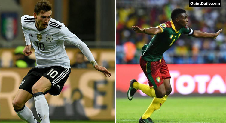 Germany takes on Chile in high-profile Confederations Cup showdown