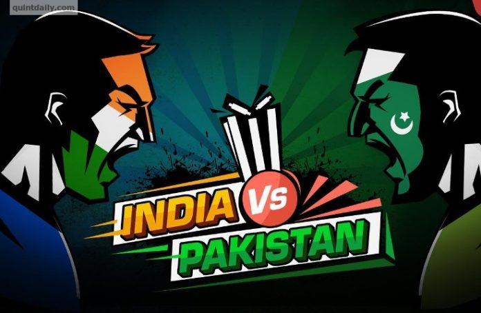India v Pakistan ICC Champions Trophy 2017 Match 4
