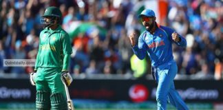 India Vs Pakistan ICC Champions Trophy 2017 Match Result