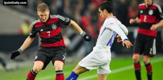 Germany vs Chile 2017 FIFA Confederations Cup