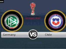 Germany vs Chile FIFA Confederations Cup 2017 Final Match Prediction/Live Stream/Results