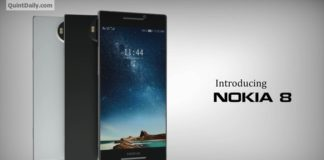 Nokia 8 Gold Color Specs and Features