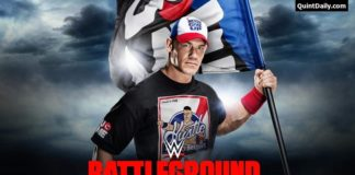 WWE Battleground 2017 Results
