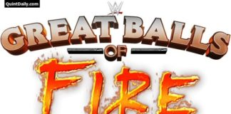WWE Great Balls of Fire 2017 Results