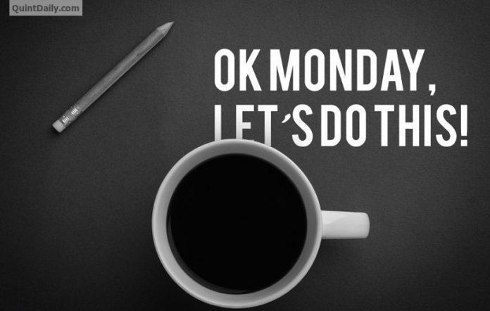 Monday Motivational Quotes