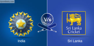 India Vs Srilanka 2017 Schedule