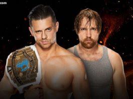 The Miz vs Dean Ambrose : WWE Great Balls of Fire Results