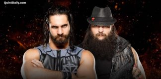 Seth Rollins Vs Bray Wyatt : Great Balls of Fire Results
