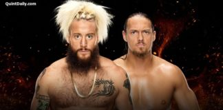 Enzo Amore vs Big Cass : WWE Great Balls of Fire 2017 Results
