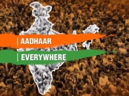 Aadhar in India