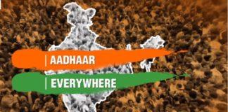 Aadhar in India