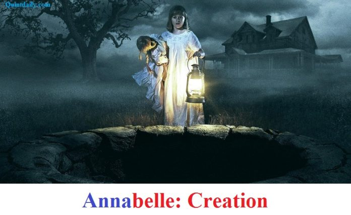 Annabelle Creation Box office Collection Report