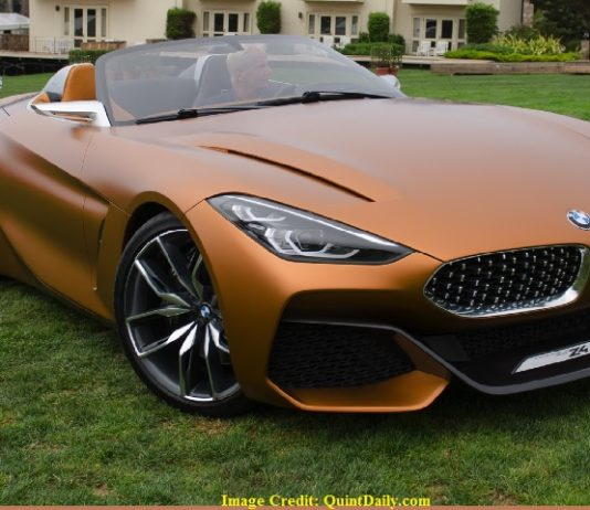 BMW's Next-Gen Z4 Concept