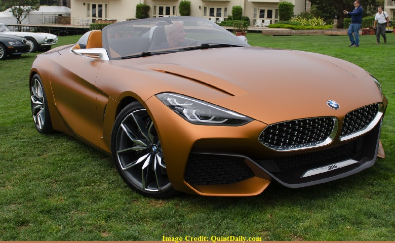bmw 39 s next gen z4 concept unveiled quintdaily. Black Bedroom Furniture Sets. Home Design Ideas