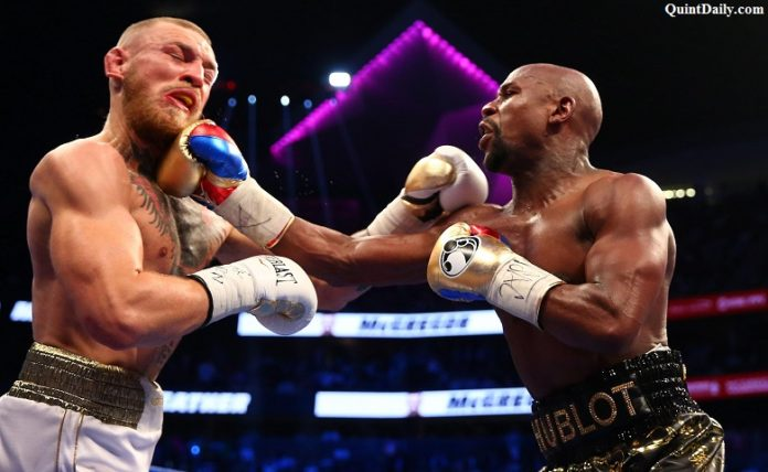 Mayweather vs Mcgregor Fight Result