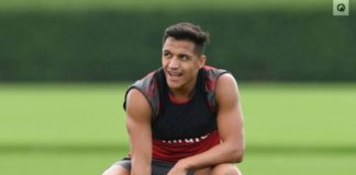 Alexis Sanchez to PSG