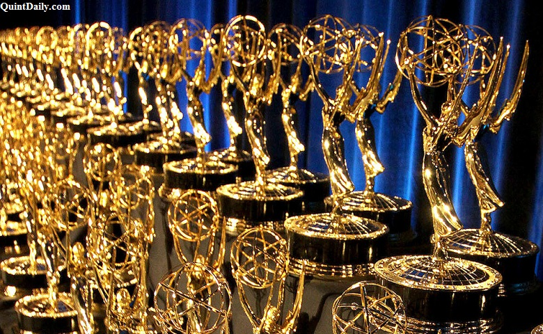 Emmy Awards 2017 Trophy