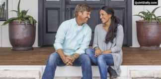 Fixer Upper News Last Season : chip and joanna