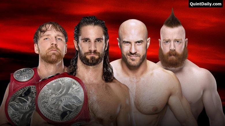 WWE No Mercy 2017 Result4
