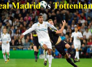 Real Madrid vs Tottenham