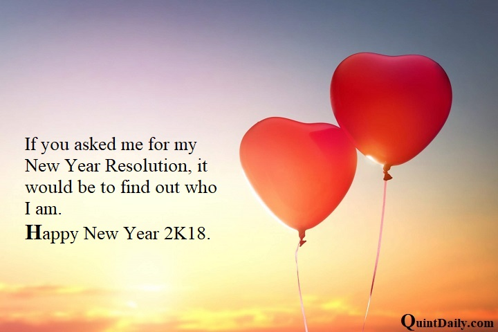 Happy New Year 2018 Quotes