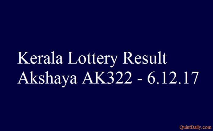Akshaya AK322