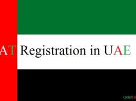 VAT Registration in UAE