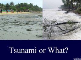Kozhikode Tsunami