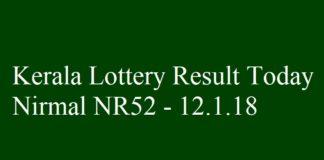 Nirmal NR52