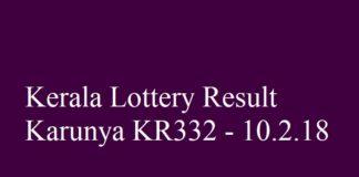 Karunya KR332