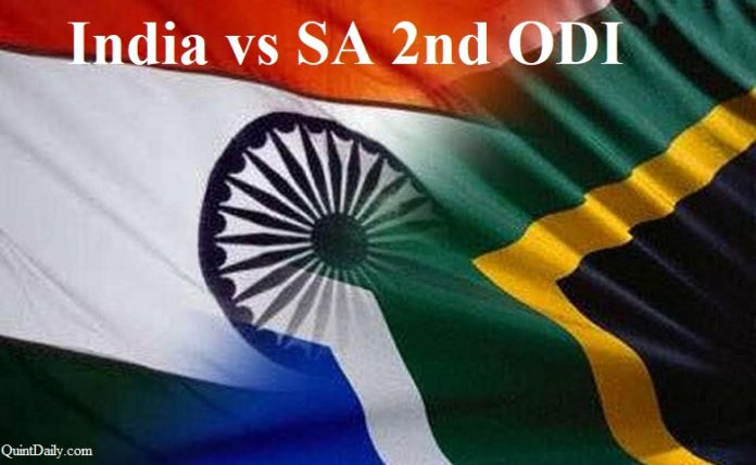 India vs SA 2nd ODI Match Prediction #INDvsSA #2ndODI quintdaily.com