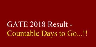 GATE 2018 Results #GATE2018Result #GATEResult #GATE2018 quintdaily.com