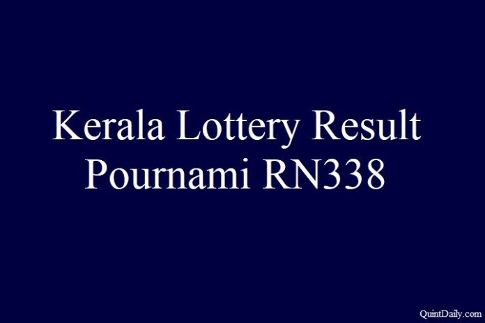 Pournami RN338