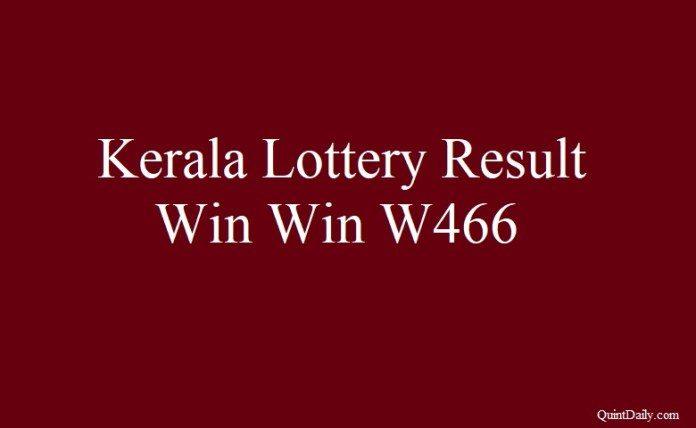 Win Win W466