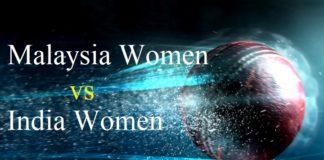 Malaysia Women vs India Women ML W vs IN W Prediction