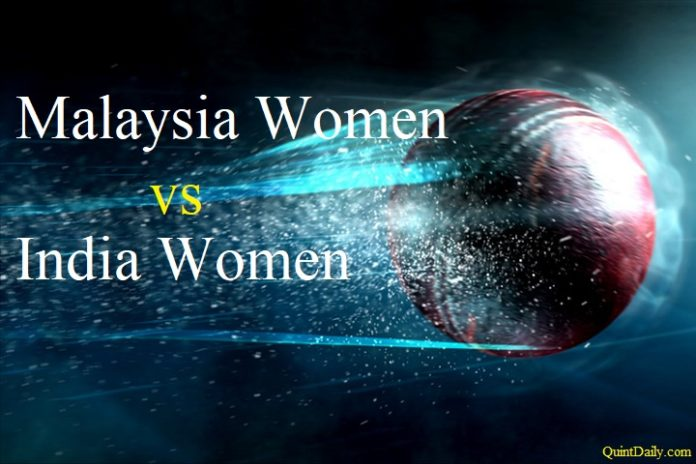Malaysia Women vs India Women ML W vs IN W Prediction