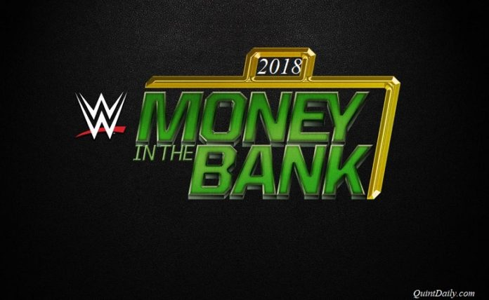 Money in the Bank 2018 Results