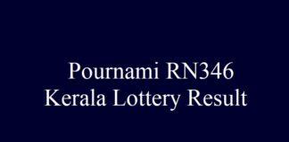 Pournami RN346