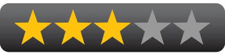 3 star rating